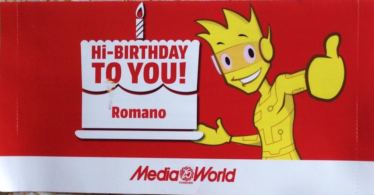 Buon compleanno Romano! I 10 regali più graditi