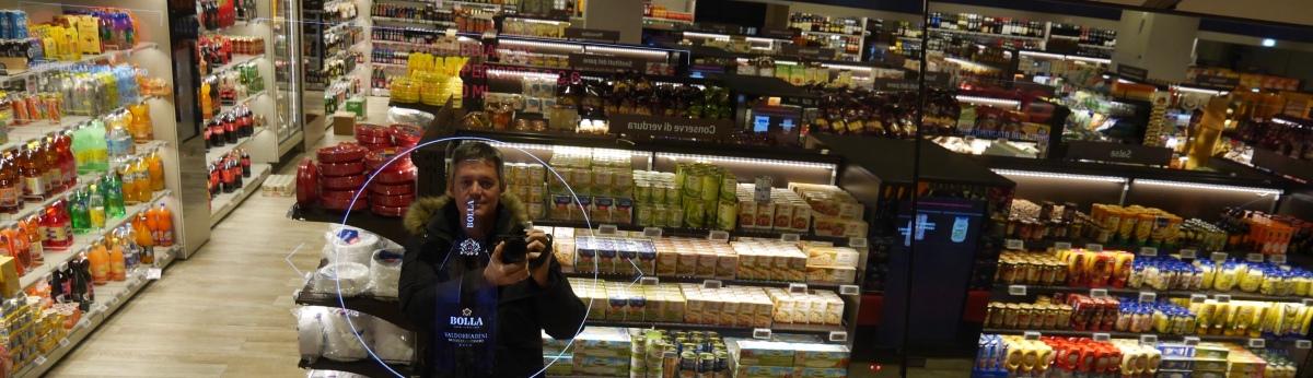 Ho visto il supermercato del futuro (non quello, l'altro)