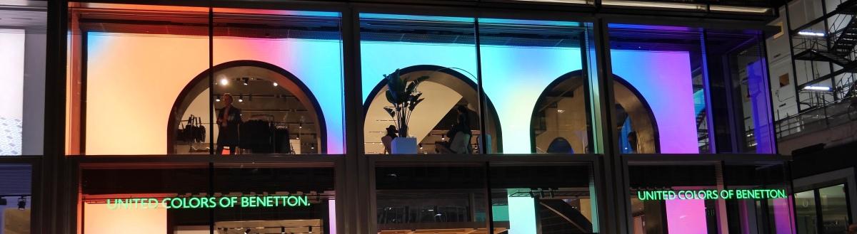 Benetton inaugura una nuova era
