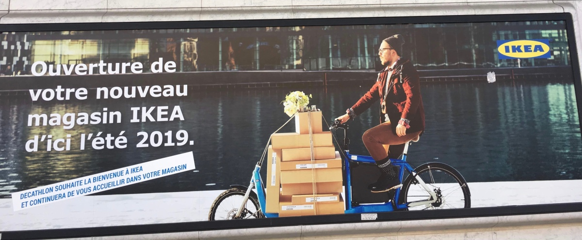Apre l'Ikea (ma non dove pensi)